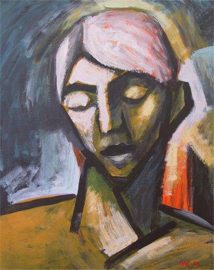 Michael Krohn utstilling