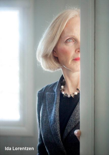 Ida Lorentzen, Foto: Agnete Brun,