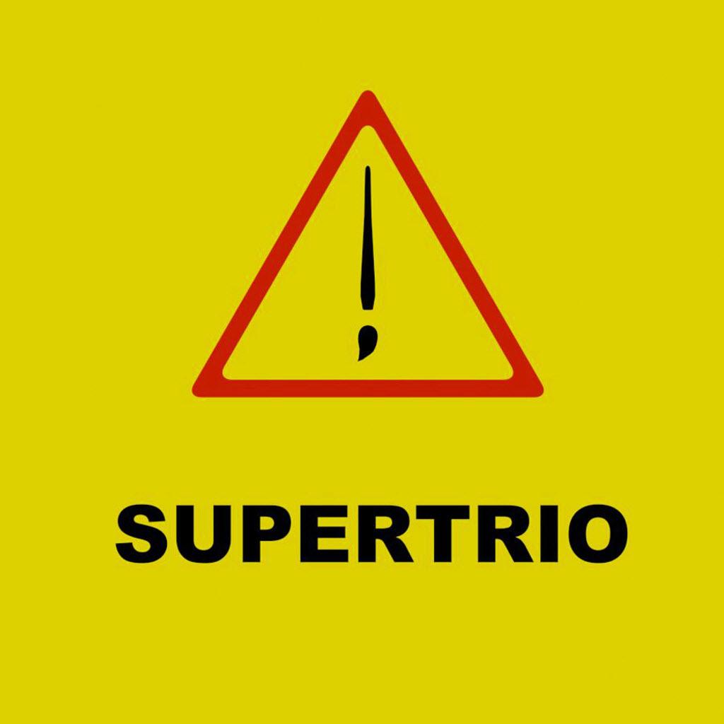 Supertrio, Frode Pedersen, Christopher Wendt Reitan og Thomas Solbakke.,